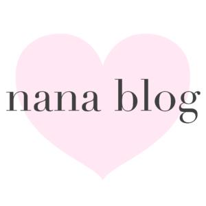 nana blog ロゴ
